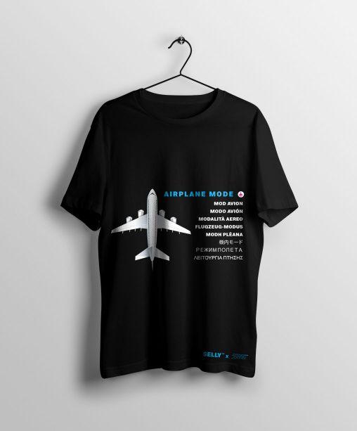 Tricou Mod Avion