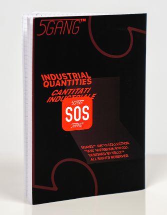 Caiet SOS A4
