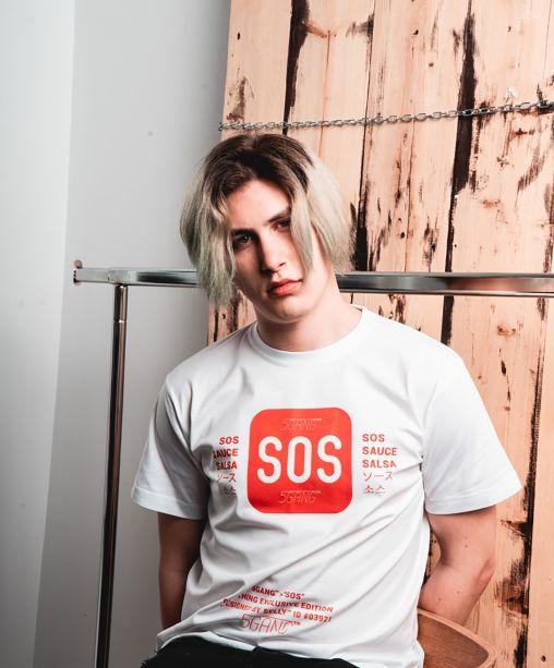 Tricou SOS
