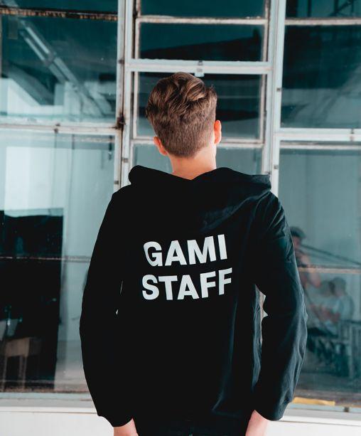 Hanorac Gami Staff