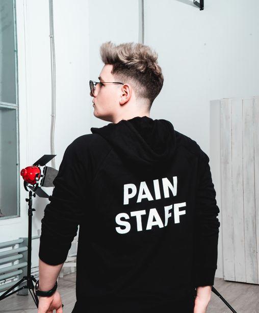 Hanorac Pain Staff