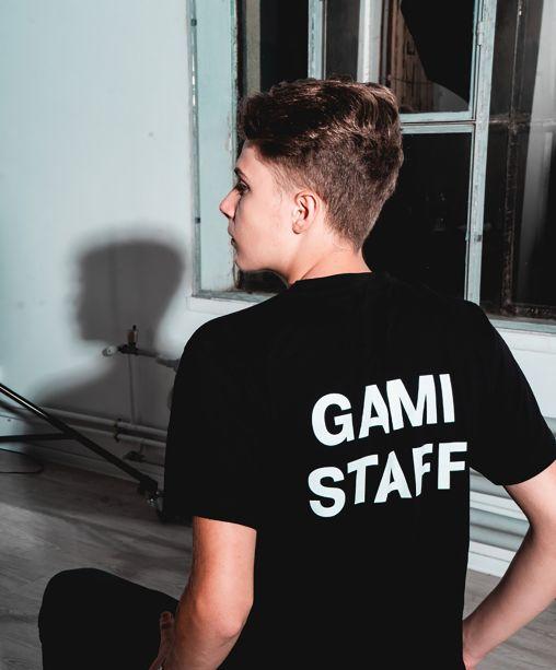 Tricou Gami Staff