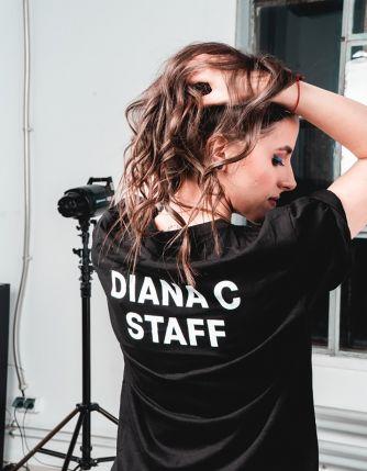 Tricou Dia Staff